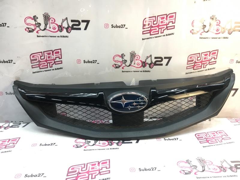 Решетка радиатора Subaru Impreza GH2 EL15 2011 (б/у)