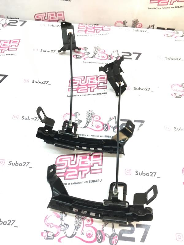 Механизм регулирования задних сидений Subaru Legacy BP5 EJ20X 2003 задний (б/у)