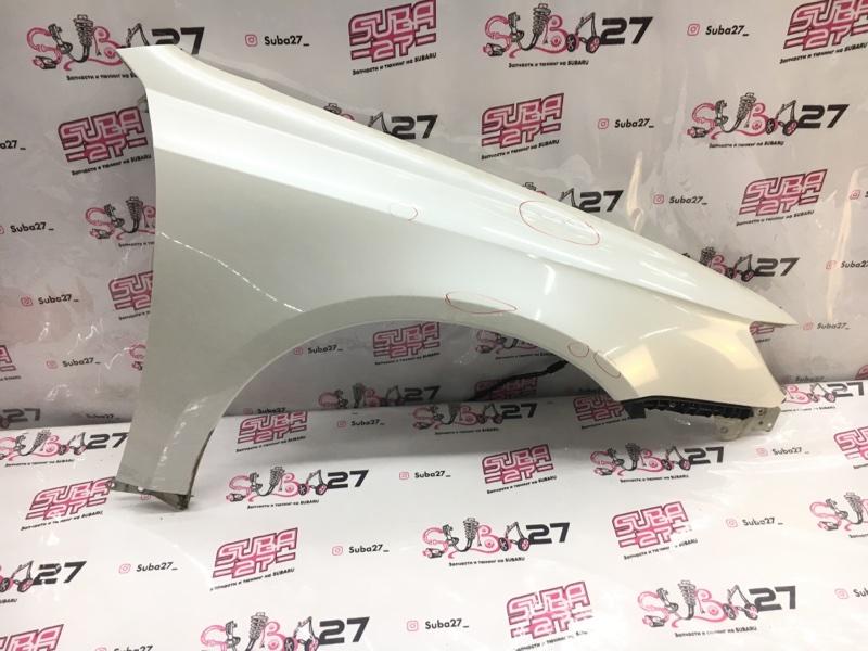 Крыло Subaru Legacy BP5 EJ20X 2007 переднее правое (б/у)