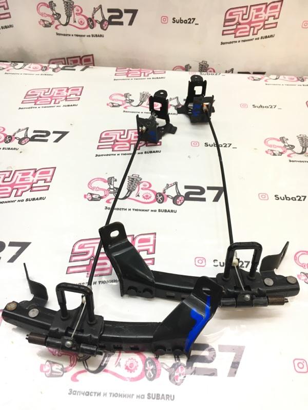 Механизм регулирования задних сидений Subaru Legacy BP5 EJ20X 2007 (б/у)