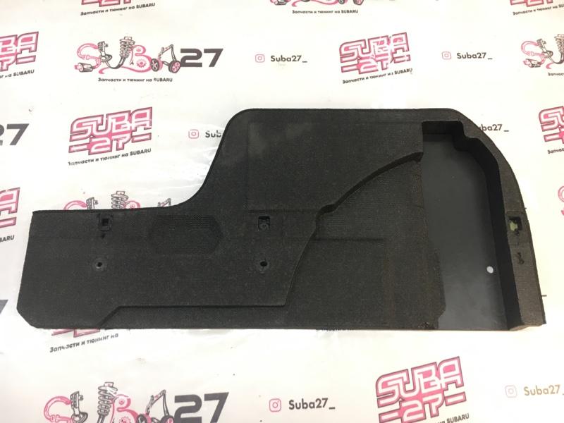 Пенопласт багажника Subaru Legacy BP5 EJ204 2005 правый (б/у)
