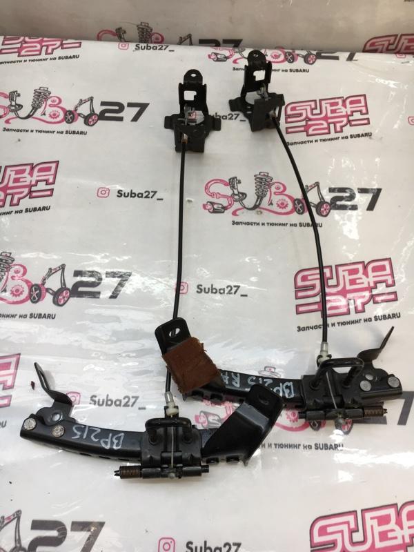 Механизм регулирования задних сидений Subaru Legacy BP5 EJ20X 2003 (б/у)