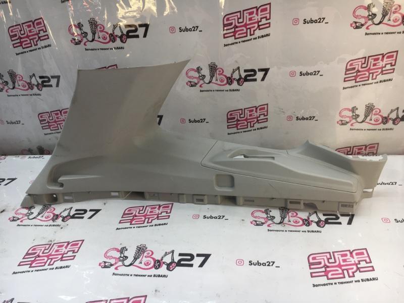 Пластик багажника Subaru Forester SJG FA20 задний левый (б/у)