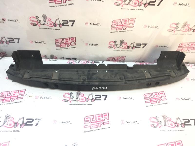 Усилитель бампера Subaru Legacy BL5 EJ20Y 2008 передний (б/у)