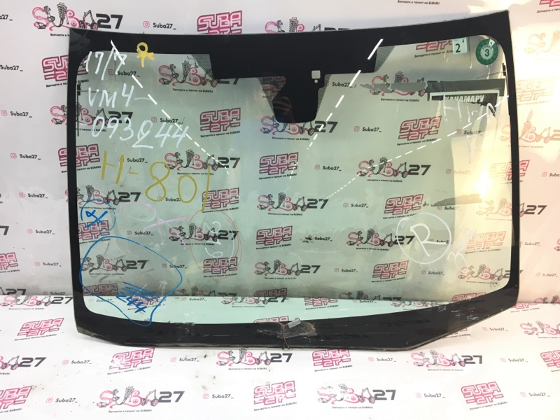 Стекло Subaru Levorg VM4 FB16 2014 переднее (б/у)