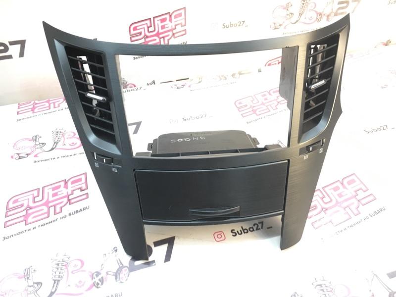 Рамка магнитолы Subaru Legacy BMM FB25 2012 (б/у)