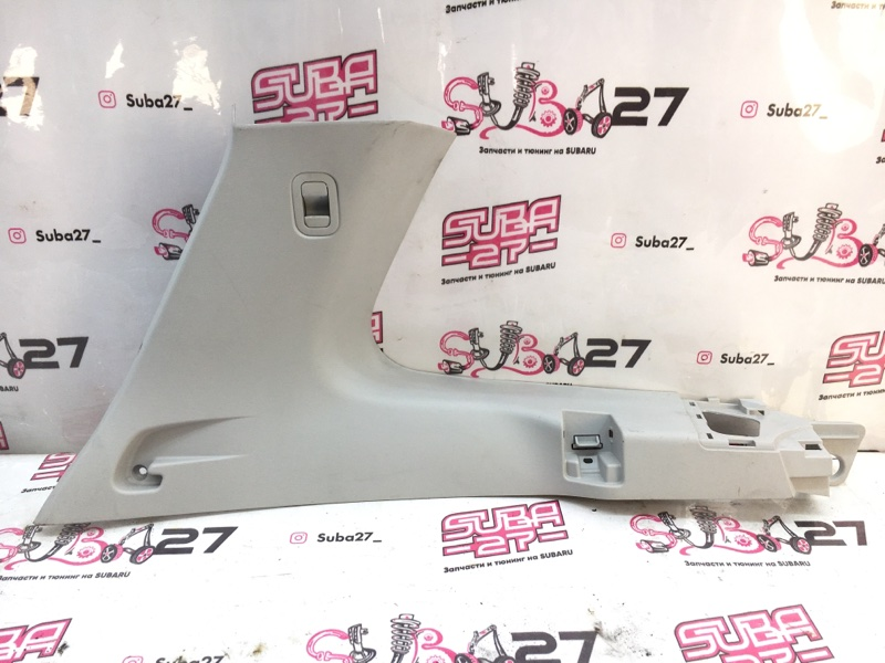 Пластик багажника Subaru Forester SH5 EJ204 2008 задний левый (б/у)