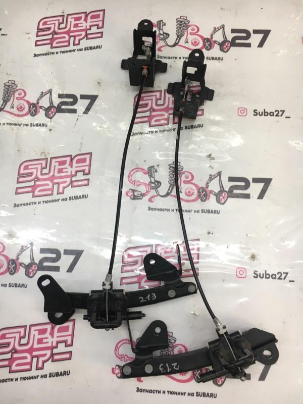 Механизм регулирования задних сидений Subaru Forester SH5 EJ204 2008 (б/у)