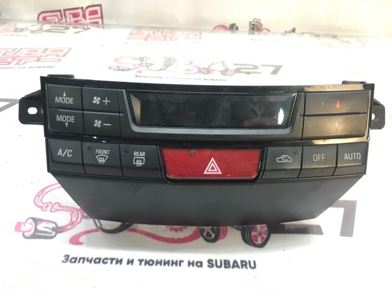 Блок управления климат-контролем Subaru Legacy BR9 EJ253 2009 (б/у)