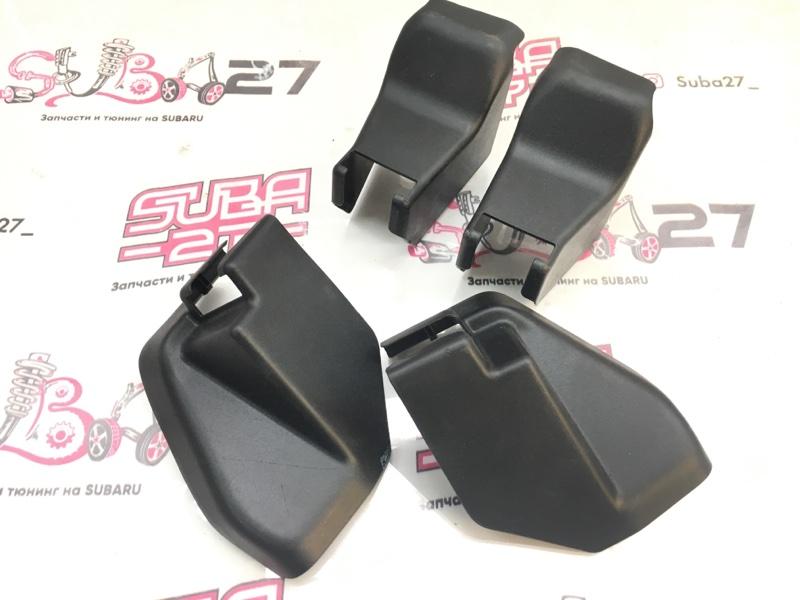 Заглушка крепления сидений Subaru Forester SH5 EJ204 2008 (б/у)
