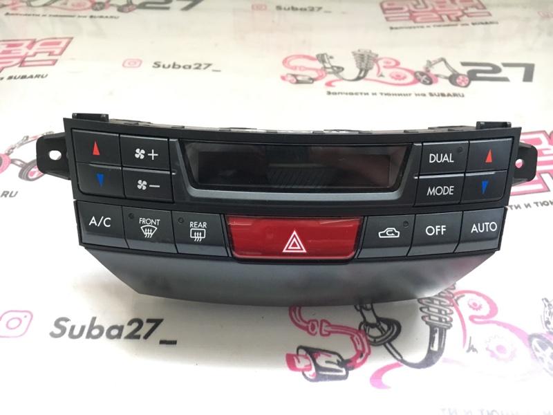 Блок управления климат-контролем Subaru Legacy BMM FB25 2012 (б/у)