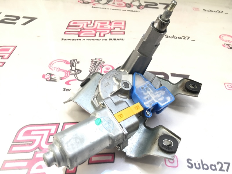 Мотор дворников Subaru Legacy BMM FB25 2012 (б/у)