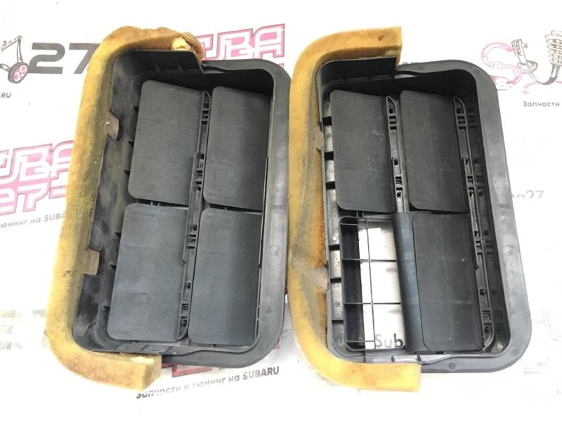 Воздуховод Subaru Legacy BMM FB25 2012 задний (б/у)