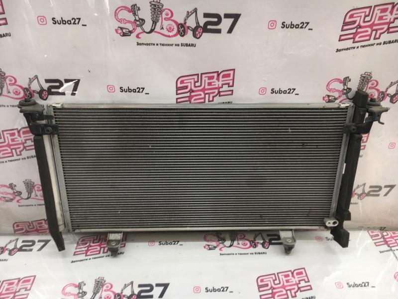 Радиатор кондиционера Subaru Legacy BMM FB25 2012 (б/у)