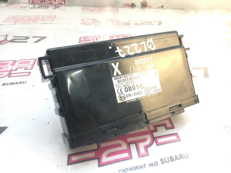 Блок управления имобилайзера Subaru Legacy BLE EZ30 2004 (б/у)