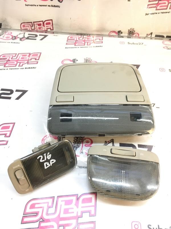 Плафон салона Subaru Legacy BP5 EJ20X 2004 (б/у)