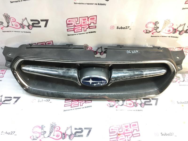 Решетка радиатора Subaru Legacy BLE EZ30 2004 (б/у)
