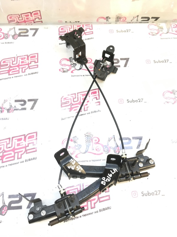 Механизм регулирования задних сидений Subaru Legacy BP5 EJ20X 2004 (б/у)