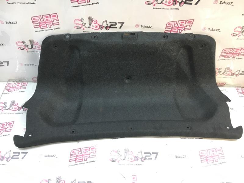 Обшивка крышки багажника Subaru Legacy BLE EZ30 2004 (б/у)