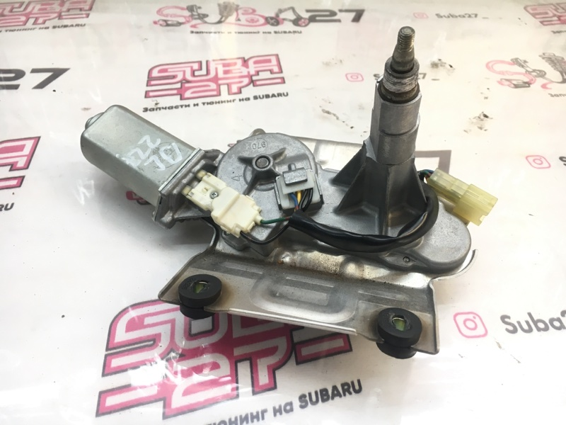 Мотор дворников Subaru Legacy BLE EZ30 2004 задний (б/у)