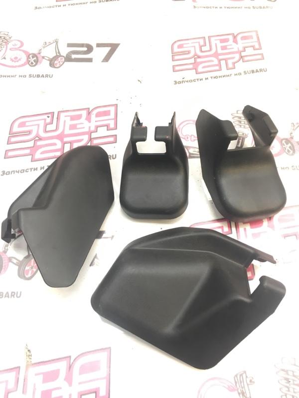 Заглушка крепления сидений Subaru Impreza GH2 EL15 2011 (б/у)