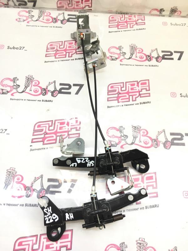 Механизм регулирования задних сидений Subaru Forester SH5 EJ204 2010 (б/у)