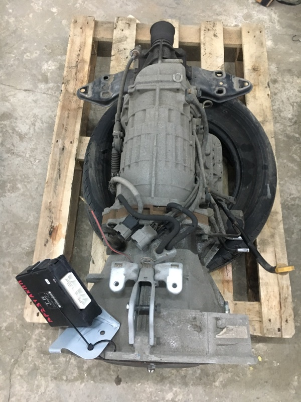 Акпп Subaru Outback BP9 EJ253 2007 (б/у)