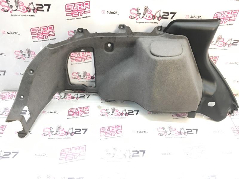Планка багажника Subaru Impreza GGA EJ205 2003 левая (б/у)