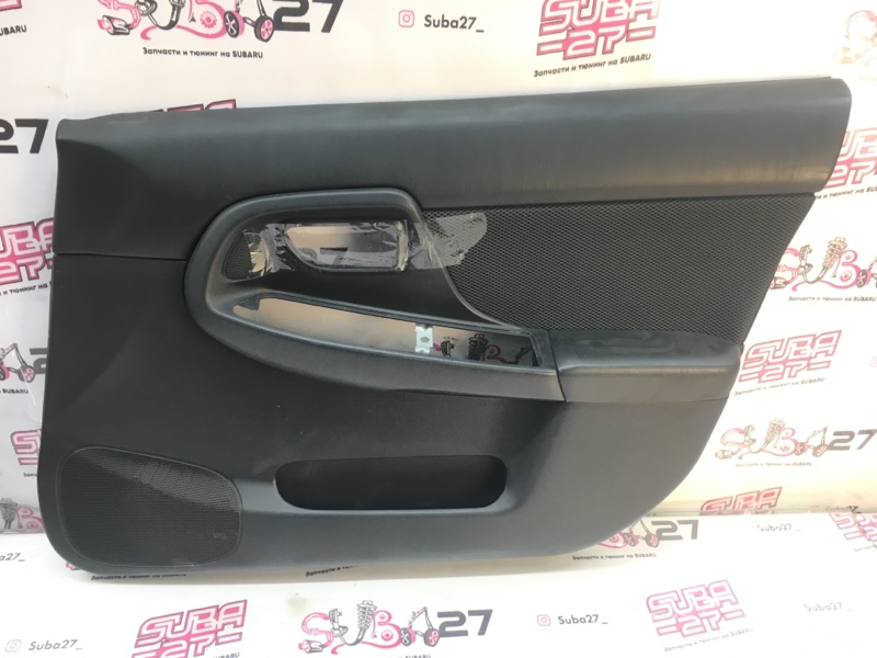 Обшивка двери Subaru Impreza GGA EJ205 2003 передняя правая (б/у)