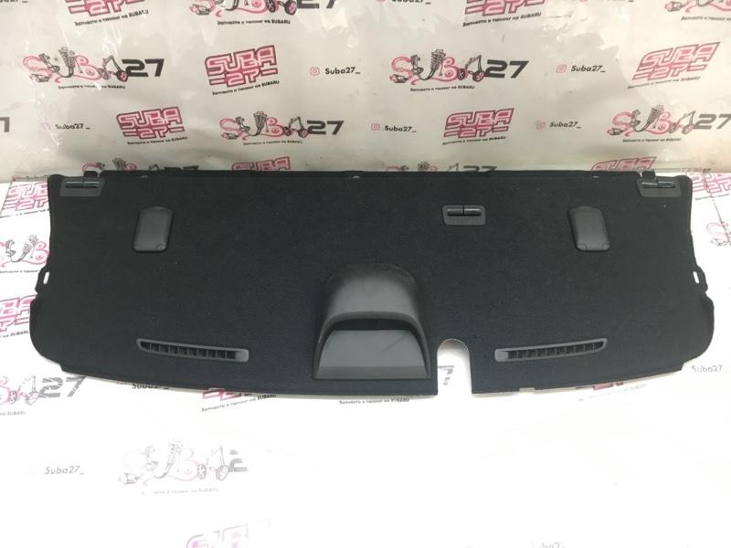 Полка багажника Subaru Legacy BL5 EJ20X 2007 (б/у)