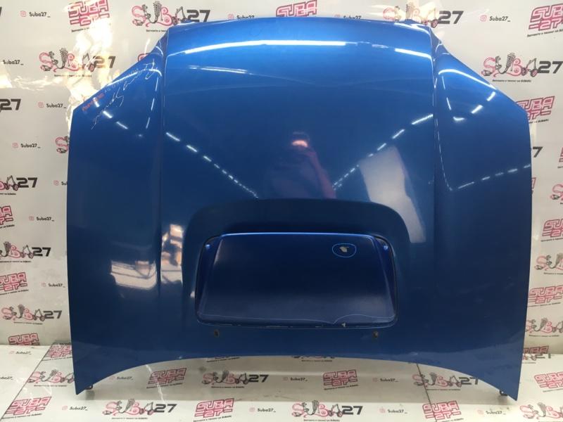 Капот Subaru Impreza GGA EJ205 2003 (б/у)