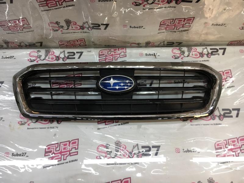 Решетка радиатора Subaru Levorg VM4 FB16 2014 (б/у)