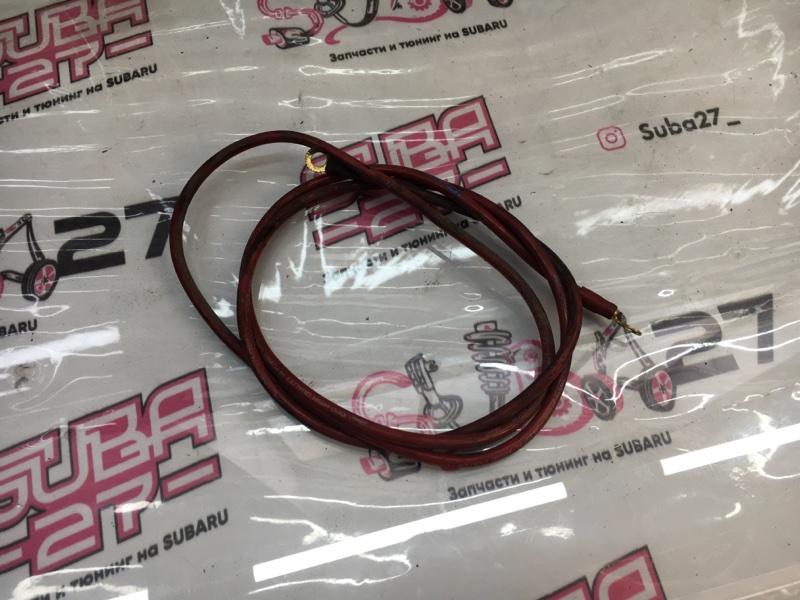Провода прочие Subaru Impreza GGA EJ205 2003 (б/у)