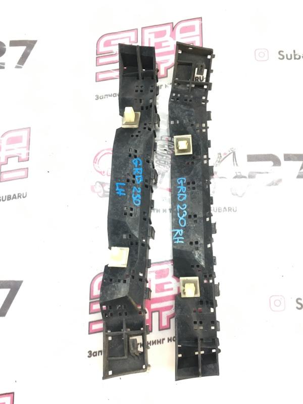 Крепление бампера Subaru Impreza Wrx Sti GRB EJ207 2009 заднее (б/у)