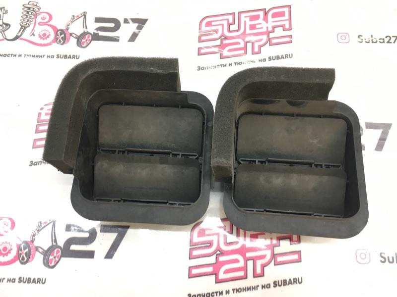 Воздуховод Subaru Impreza Wrx Sti GRB EJ207 2009 задний (б/у)