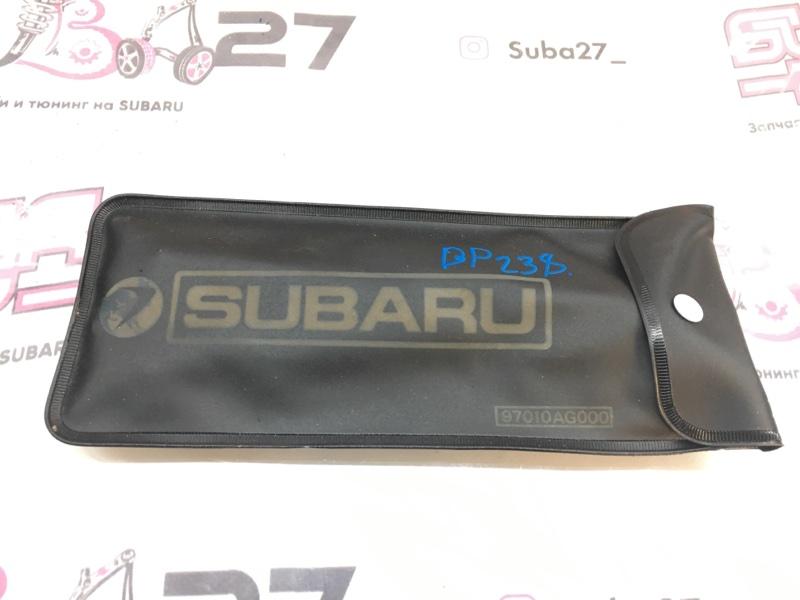 Набор ключей Subaru Legacy BP5 EJ204 2005 (б/у)