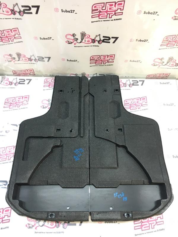 Пенопласт багажника Subaru Legacy BP5 EJ204 2005 (б/у)