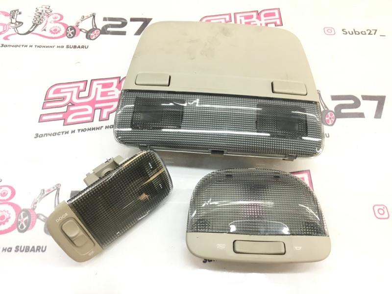 Плафон салона Subaru Legacy BP5 EJ204 2005 (б/у)