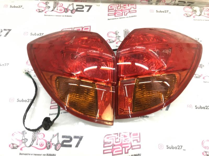 Стоп-сигнал Subaru Legacy BP5 EJ204 2005 (б/у)
