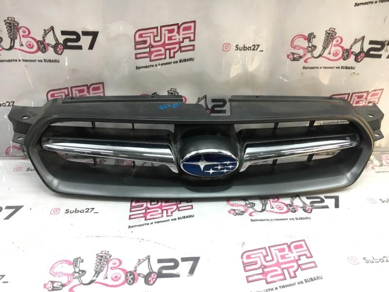 Решетка радиатора Subaru Legacy BP5 EJ204 2005 (б/у)