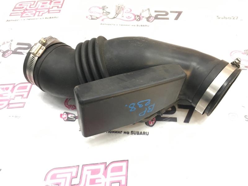 Патрубок впускной Subaru Legacy BP5 EJ204 2005 (б/у)