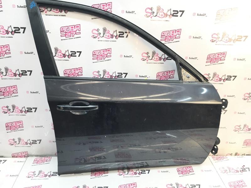 Дверь Subaru Impreza Wrx Sti GRB EJ207 2009 передняя правая (б/у)