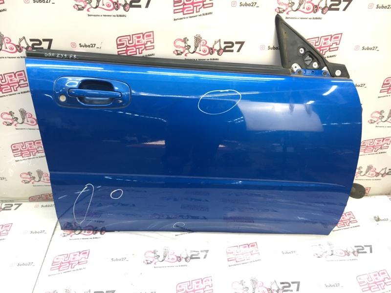 Дверь Subaru Impreza GGA EJ205 2003 передняя правая (б/у)