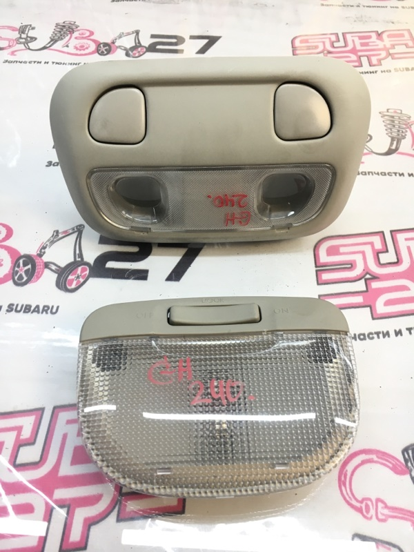 Плафон салона Subaru Impreza GH8 EJ20X 2007 (б/у)