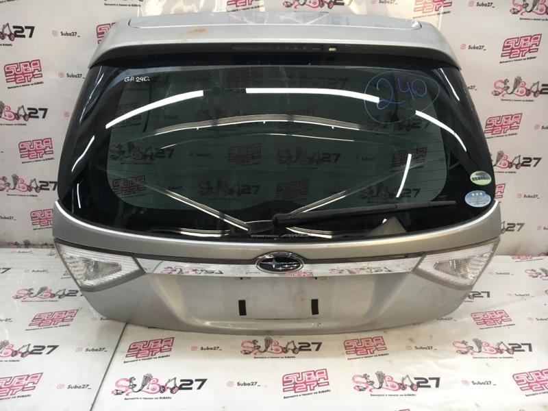 Дверь багажника Subaru Impreza GH8 EJ20X 2007 (б/у)