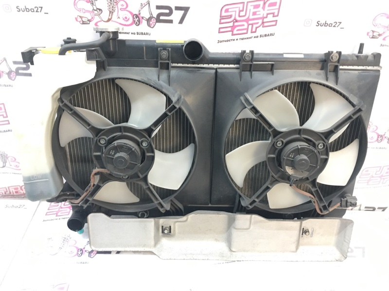 Радиатор двс Subaru Legacy BP5 EJ203 2008 (б/у)