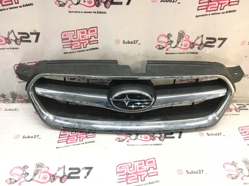 Решетка радиатора Subaru Legacy BP5 EJ203 2008 (б/у)