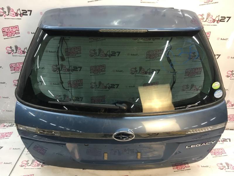 Дверь багажника Subaru Legacy BP5 EJ203 2008 (б/у)