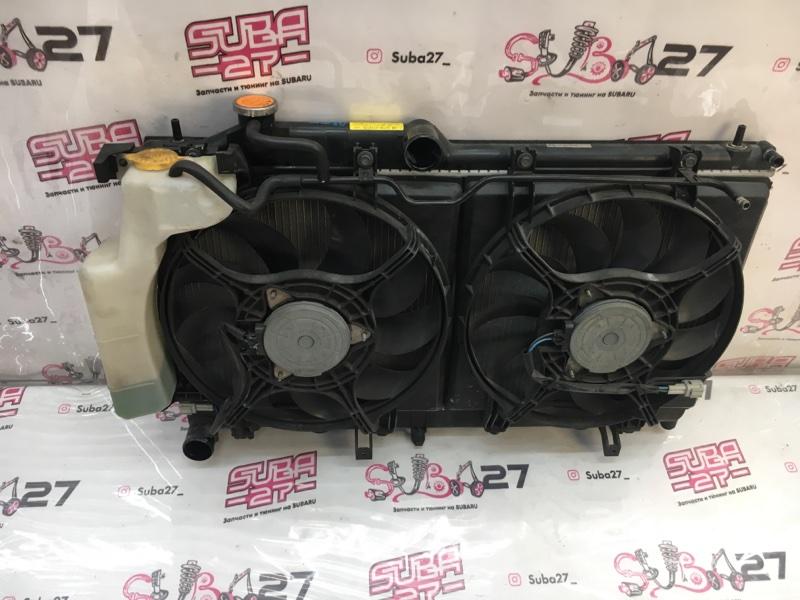 Радиатор двс Subaru Impreza GH8 EJ20X 2007 (б/у)