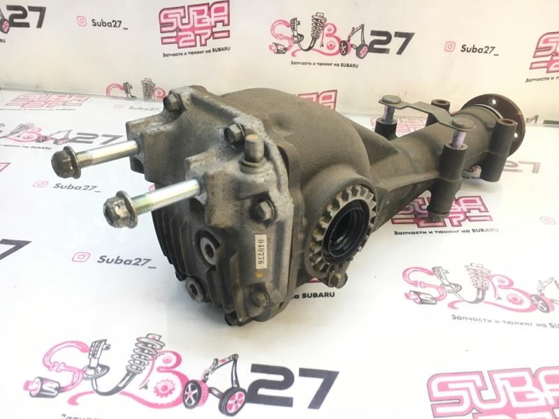 Редуктор Subaru Legacy BP5 EJ203 2008 задний (б/у)